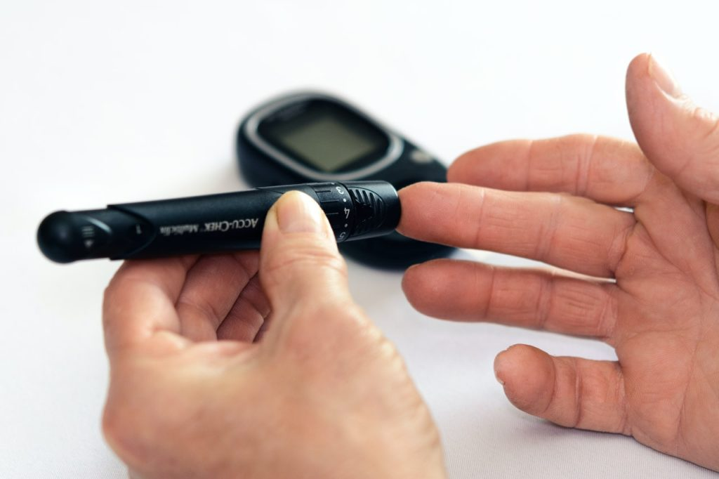 diabetes - sugar checker
